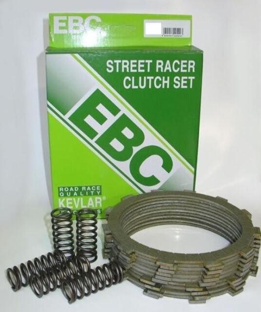 SRC019 EBC Kevlar Street Racer Clutch Kit - Honda Hornet, CBF600, CBR600, CBR900