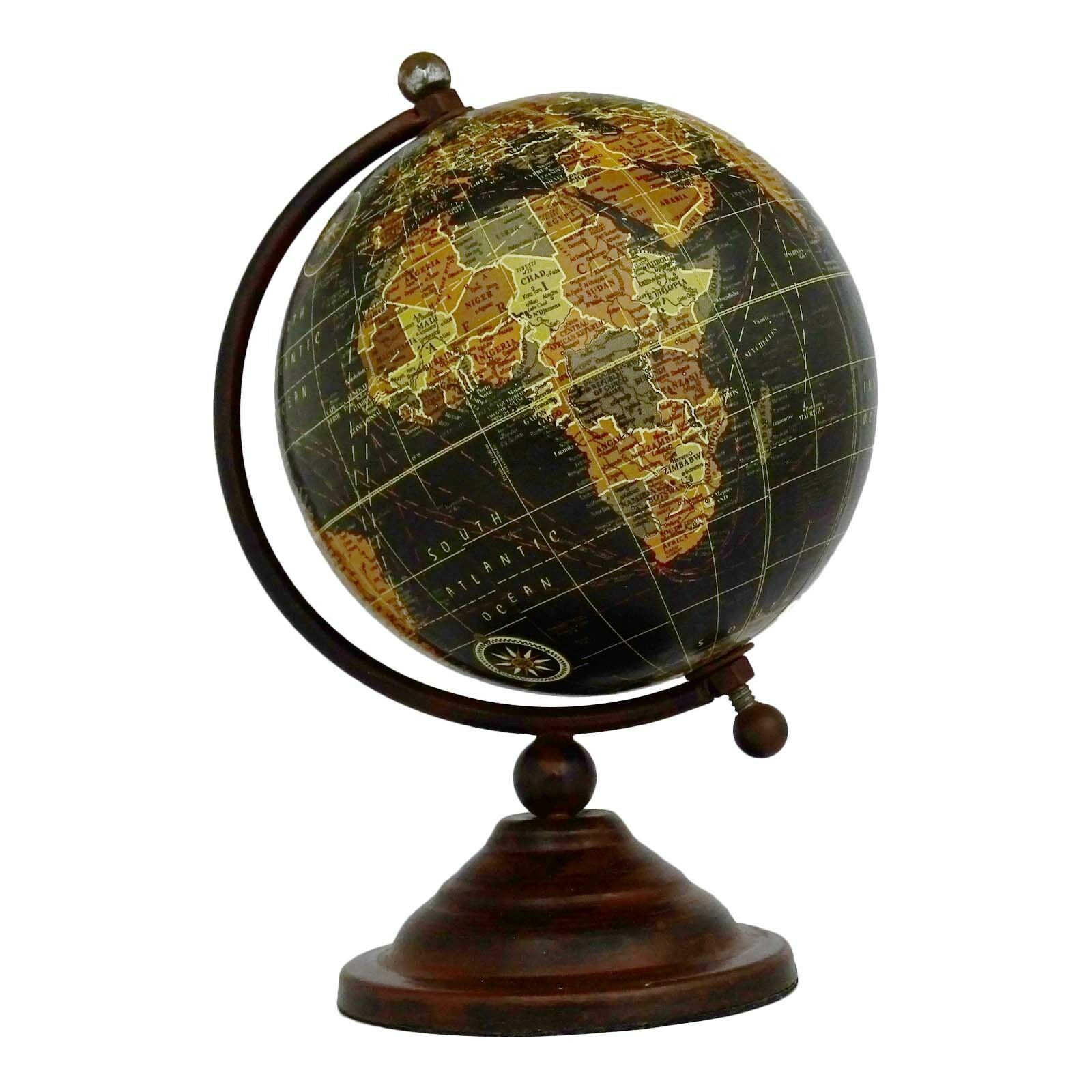 Rotating world map globes table decor ocean geographical earth new other lowest price gumiabroncs Choice Image