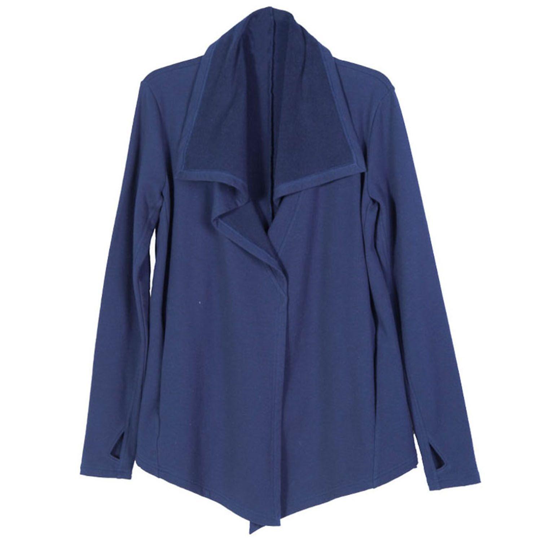 Womens Green Tea Cardigan Sweater Shrug Size Long Sleeve Large ...