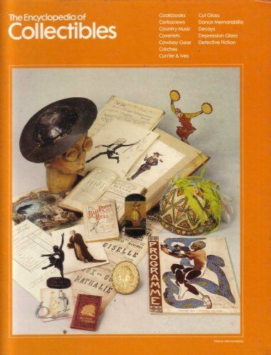 Time Life The Encyclopedia of Collectibles Cookbooks to Detective Fiction HC
