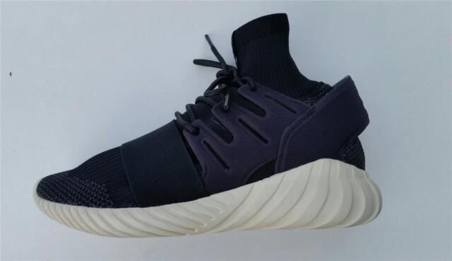 4797850ebc0f ... reduced adidas mens tubular doom prime knit black cream trainer shoe  s74921 uk7 to 10.5 c6e8e ...