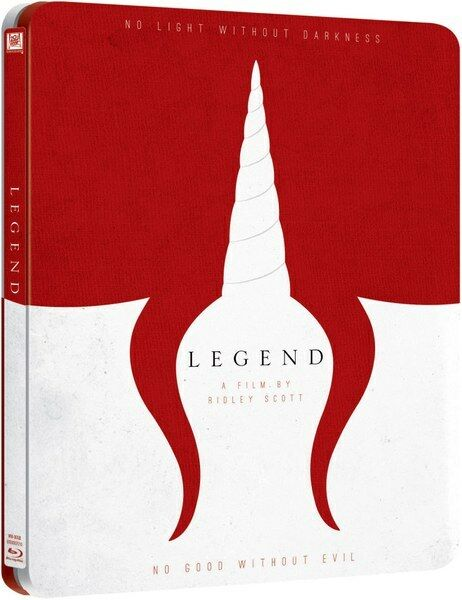 Legend Limited Edition Steelbook UK Exclusive Blu-ray Region B NEW SEALED