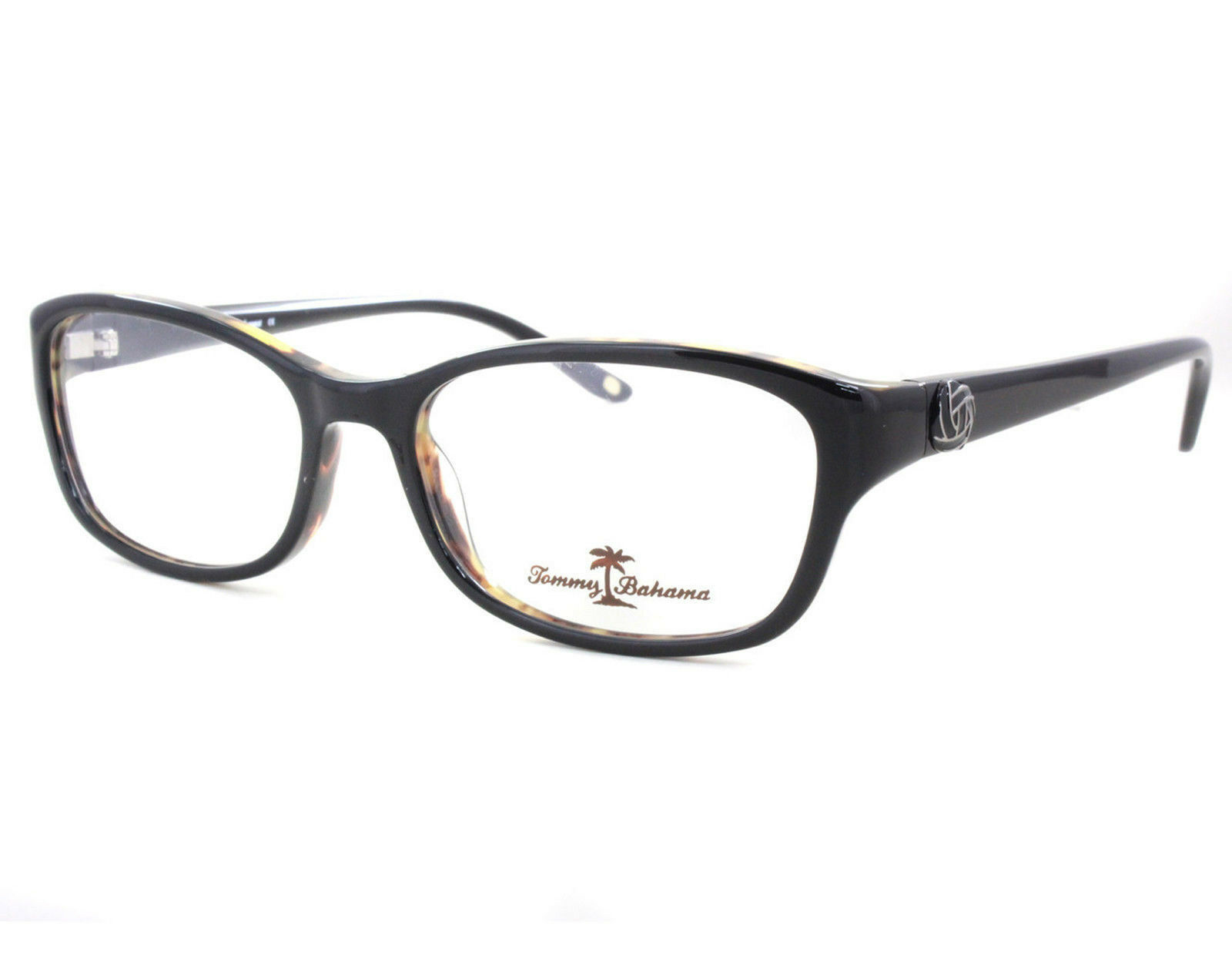 Tommy Bahama Tb5036 226 53mm Black Tortoise Optical Eyeglasses ...