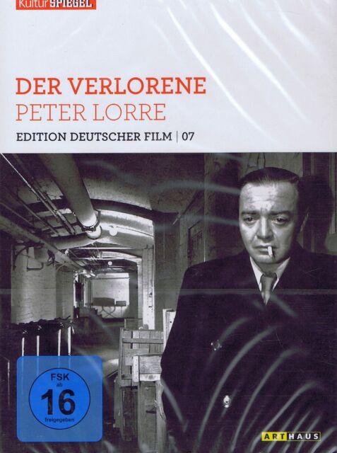 DVD NEU/OVP - Der Verlorene - Peter Lorre & Karl John