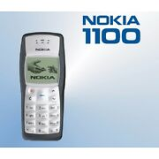 Nokia 1100 with white Light