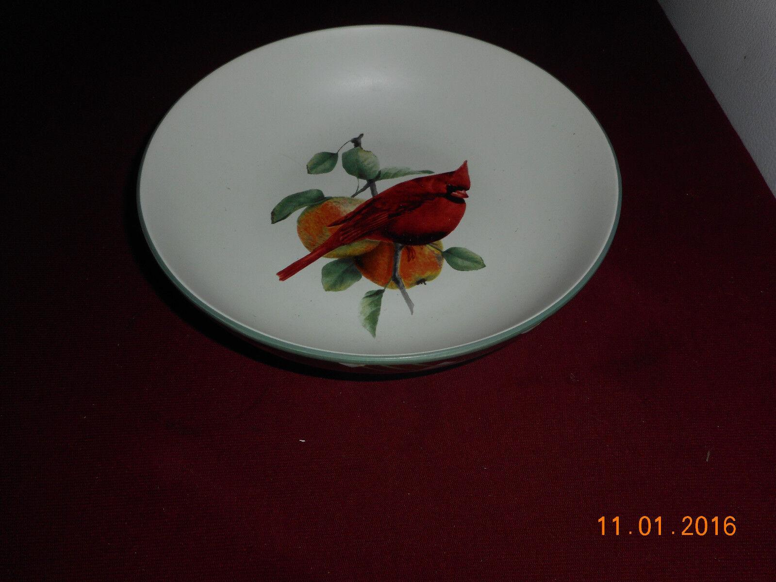 Lenox china winter greetings tartan 9 18 serving bowl ebay picture 1 of 3 m4hsunfo