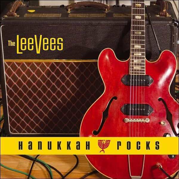 THE LEEVEES : HANUKKAH ROCKS (CD) sealed