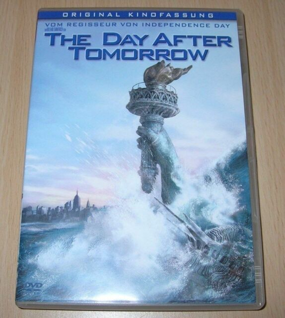 The Day After Tomorrow FSK 12 Jahre