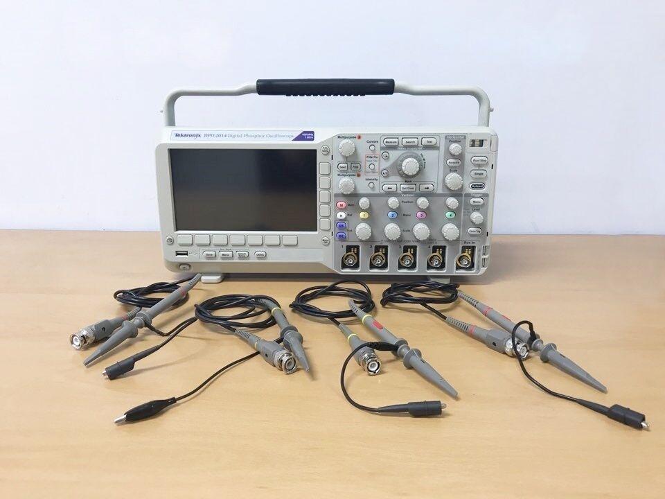tektronix dpo2014 4 channel oscilloscope digital storage oscil ebay rh ebay com eBay Item Search eBay Categories