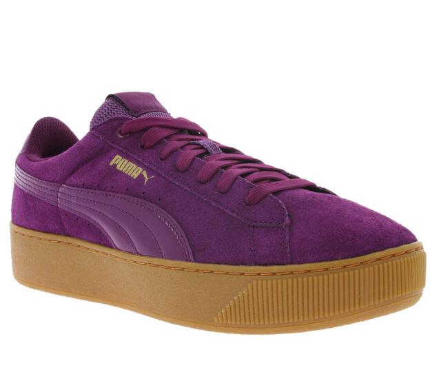 scarpe puma vikky platform donna