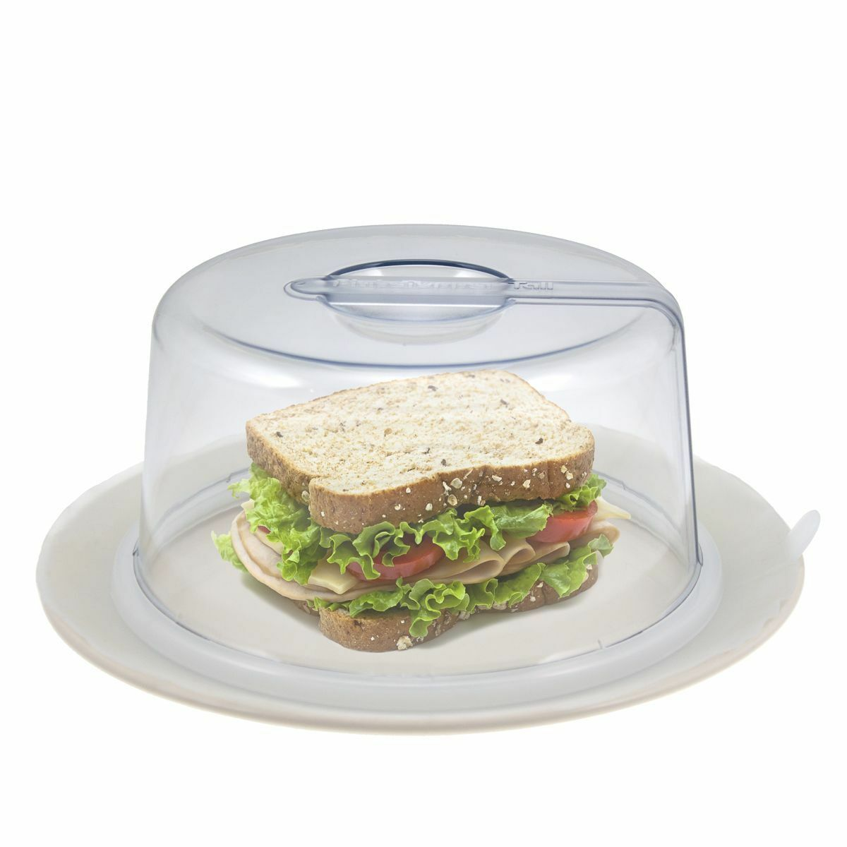 2 Platetopper Mini Tall Universal Leftover Lid Microwave Cover Air Red Ebay