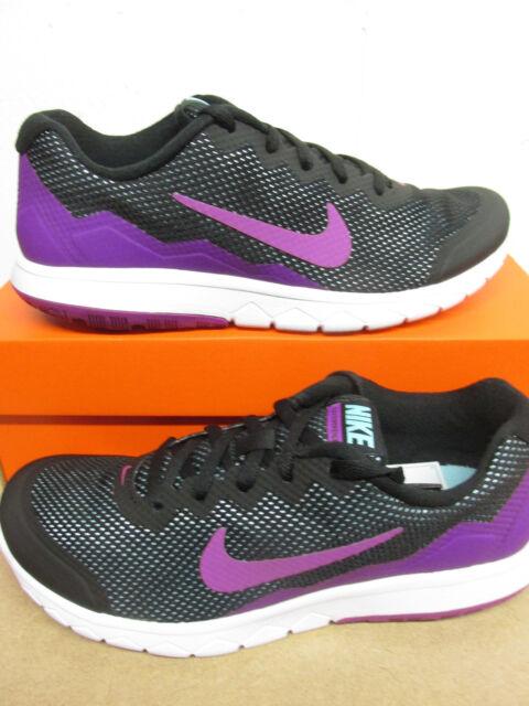Nike Da Donna Flex RN 4 in esecuzione Experience Scarpe Da Ginnastica Scarpe Scarpe da ginnastica 749178 010