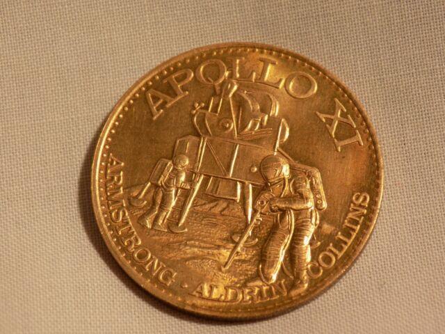 apollo 11 nasa coin - photo #1
