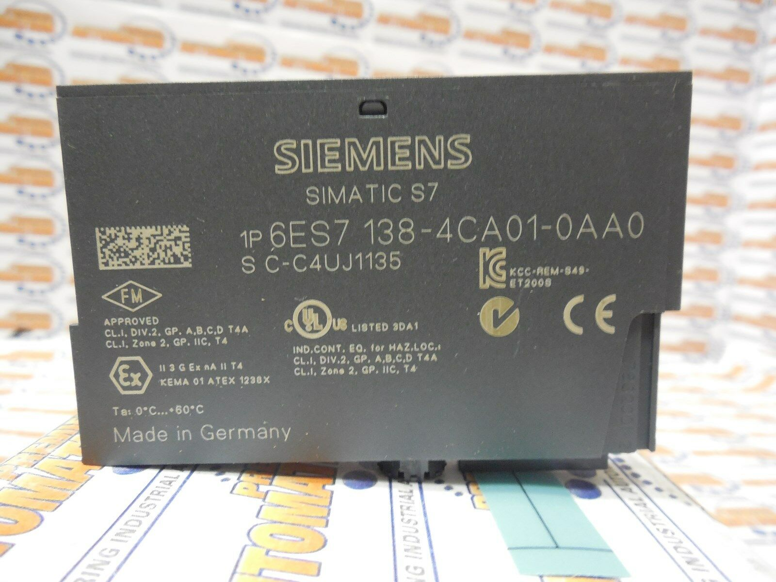 s l1600 siemens 6es7138 4ca01 0aa0 et 200s distributed i o power module pm 6es7138-4ca01-0aa0 wiring diagram at sewacar.co