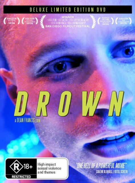 Drown DVD (Deluxe Limited Edition) - of interest to Gay Men