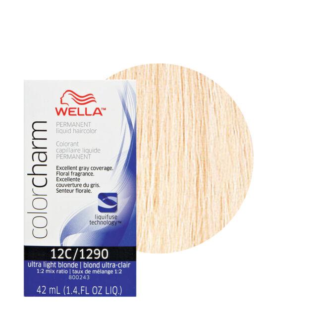 Light Natural Warm Blonde Wella