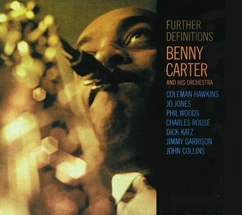 Benny Carter - Further Definitions [New CD] UK - Import