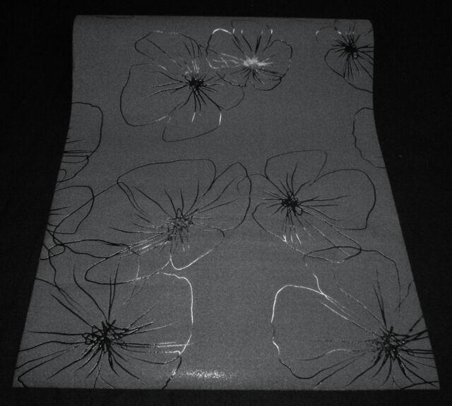 95523-5-4) hochwertige Vliestapete edle Blumen Design Tapete by Lars Contzen