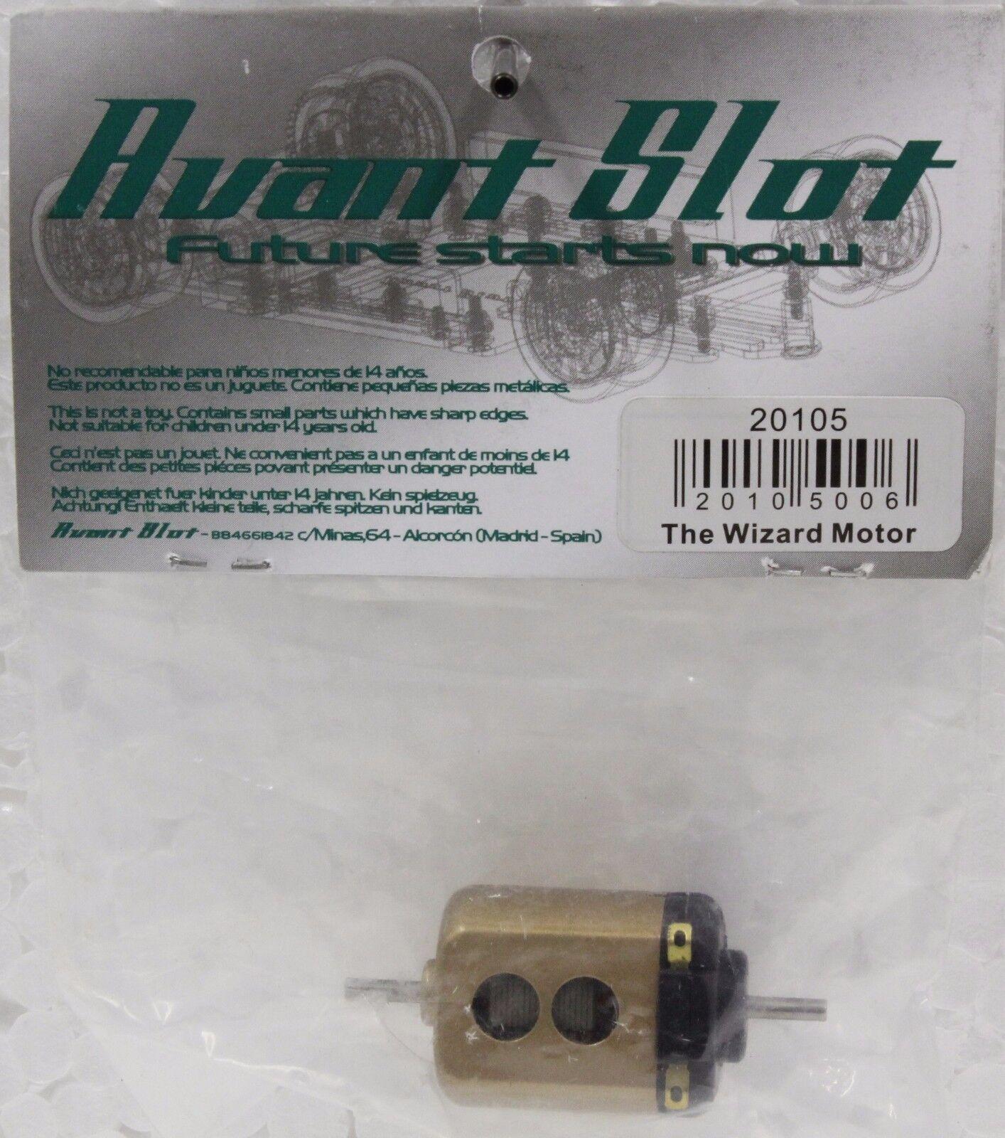 Avant 20105 Short Can Motor Wizard 25 000 RPM 1/32 Slot Car Part   eBay