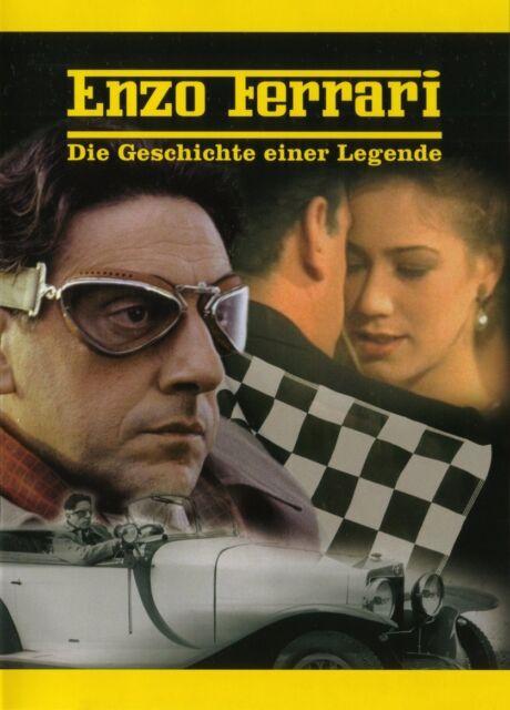 Enzo Ferrari - Die Geschichte einer Legende