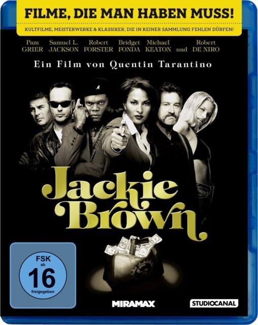 Blu-ray * Jackie Brown (Special Edition) * Samuel L. Jackson, Robert De Niro NEU