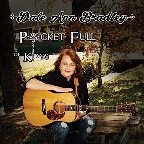 Dale Ann Bradley - Pocket Full of Keys [New CD] Jewel Case Packaging