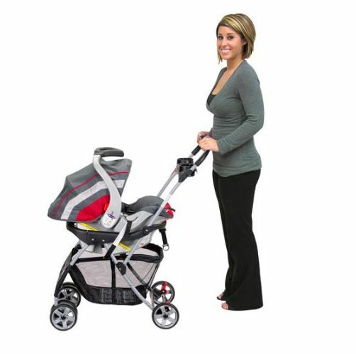 Baby Trend Snap N Go EX Universal Infant Car Seat Carrier Stroller