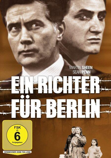Ein Richter für Berlin - Martin Sheen - Sean Penn - DVD