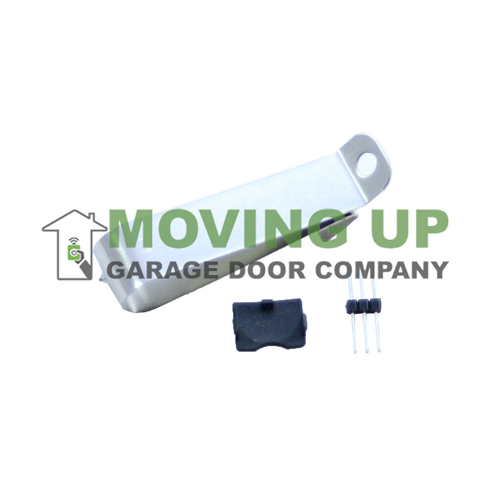 X2 Marantec Garage Door Opener Remote Visor Clip 97303 And