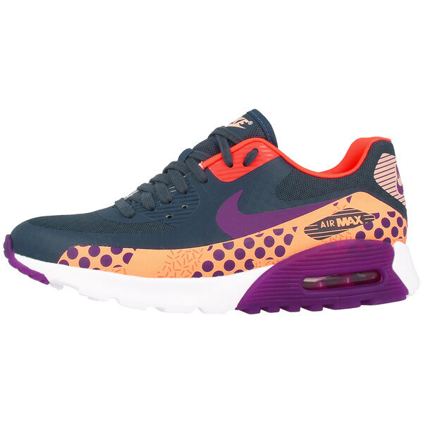 Nike Air Max 90 Ultra Breeze Stampa Scarpe da donna sneaker 807352400 Blue