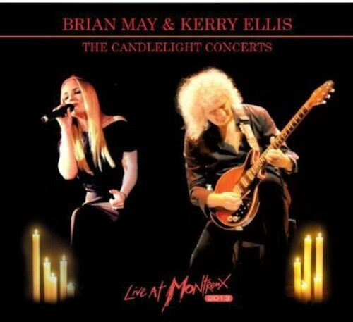 Brian May - Candelight Concerts Live at Montreux 2013 [New CD] With DVD