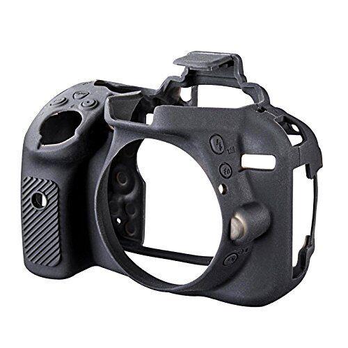 Kameraschutz für Nikon D5300 D 5300 Kamera Schutzhülle Silikon  NEUWARE!