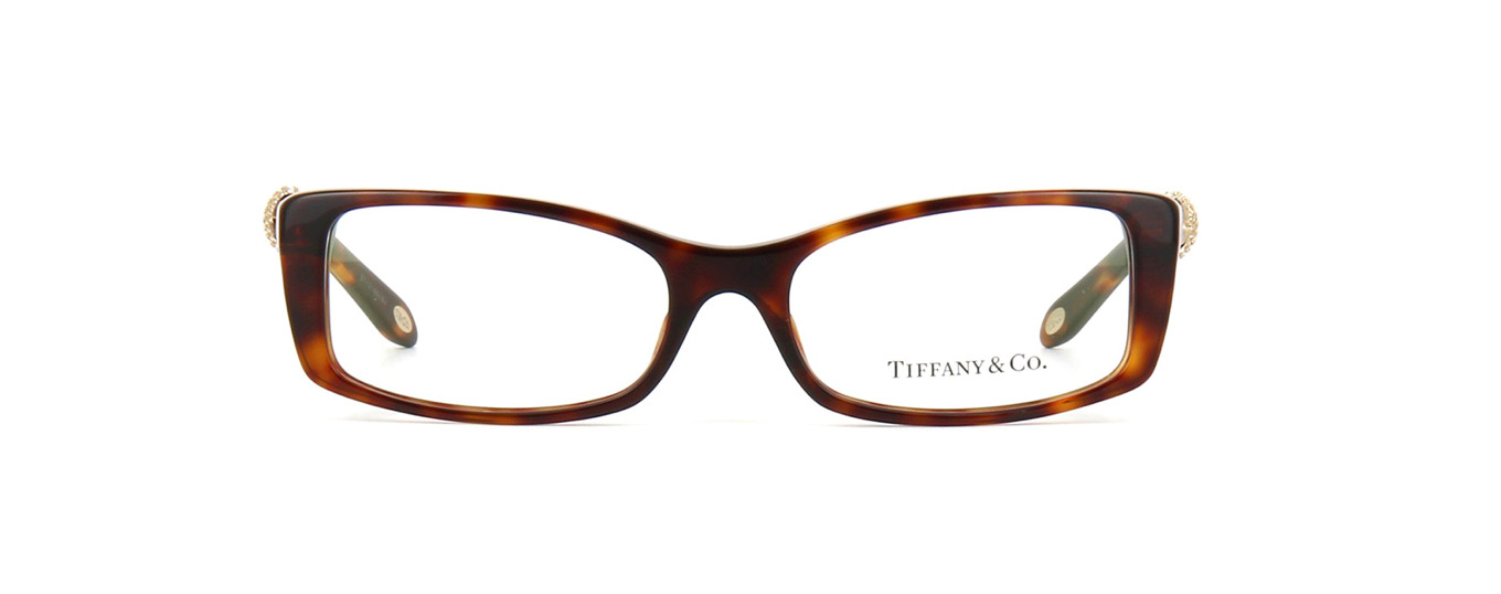 Authentic Tiffany & Co. Tf2110b 8002 Havana Eyeglass Frame Size 51 ...