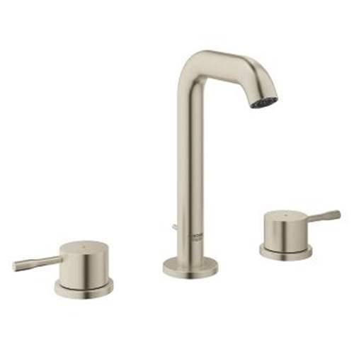 Grohe Essence Widespread Bathroom Faucet 20297EN1 Brushed Nickel Open Box