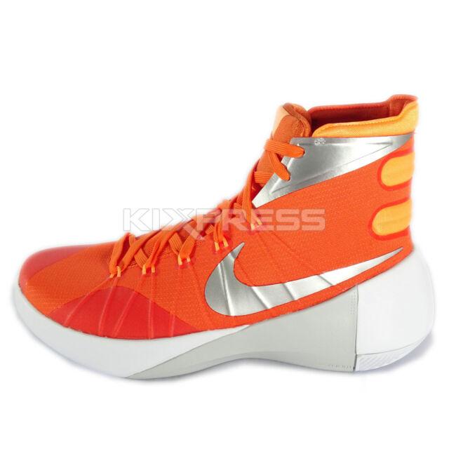 Nike Hyperdunk 2015 TB EP [749646-808] Basketball Paul George Orange/Silver