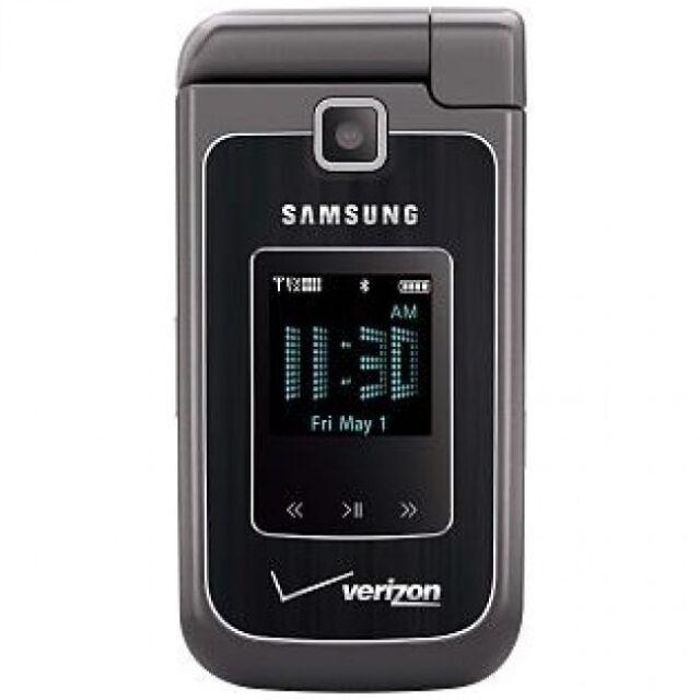 Samsung SCH U750 Alias 2 - Dark Gray (Verizon) CDMA phone