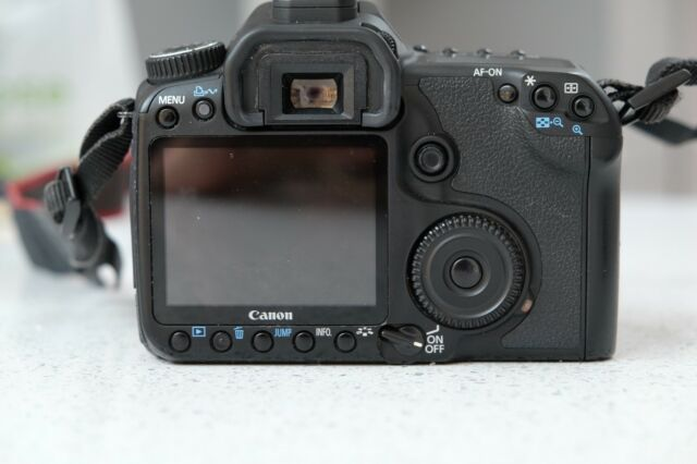 Canon EOS 40D 10.1MP Digital SLR Camera with Tamron SP Di II 17-50mm F/2.8 lens