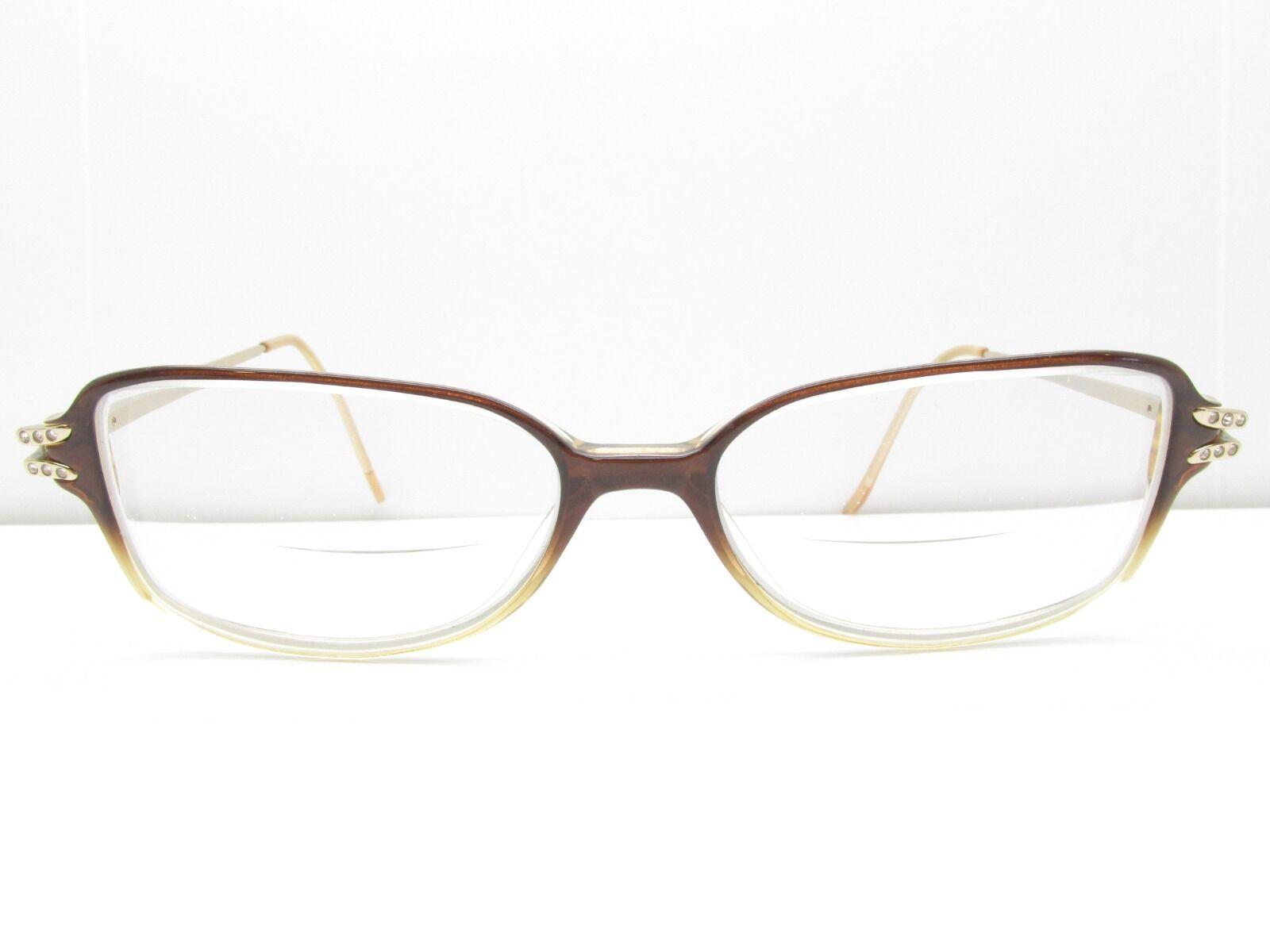 Marchon TRES Jolie 74 Eyeglasses Eyewear Frames 52-15-135 Tv6 80036a ...