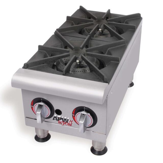 portable with countertop performance burners burner brass countertops stove butane range high