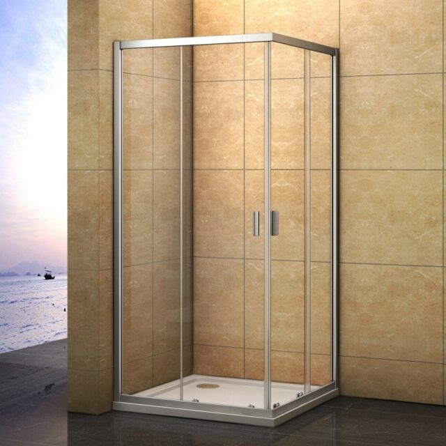 Awesome Glass Shower Enclosures Corner Pictures - Best Picture ...