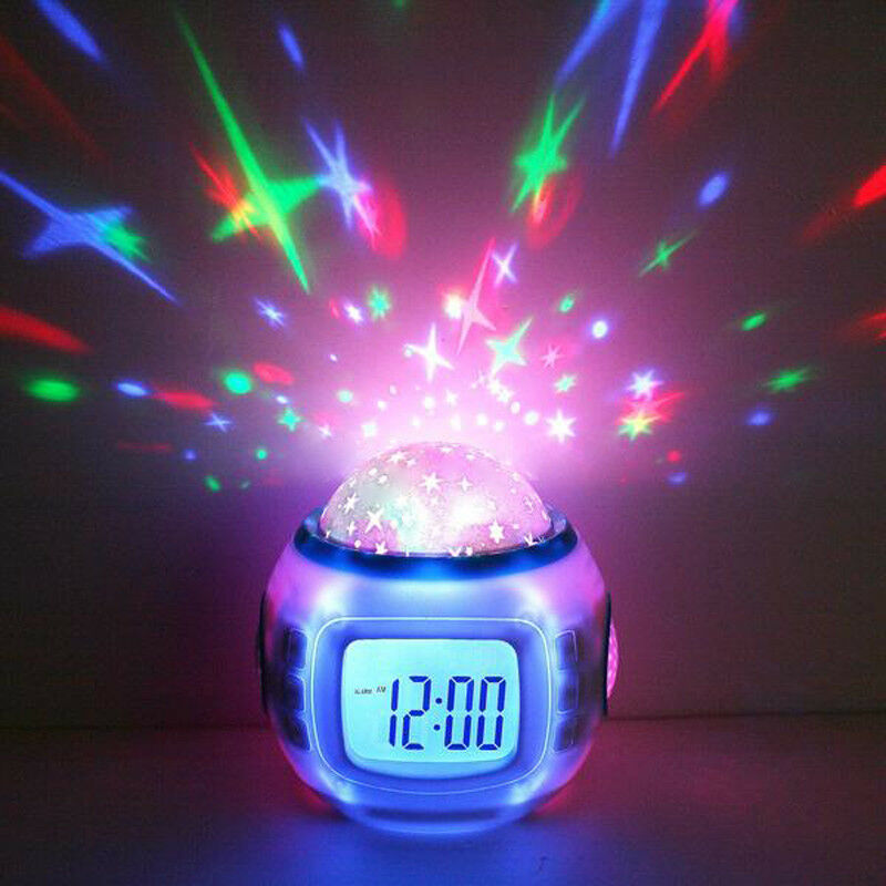 Picture 1 of 9 ...  sc 1 st  eBay & Room Sky Children Baby Star Night Light Projector Lamp Bedroom ... azcodes.com