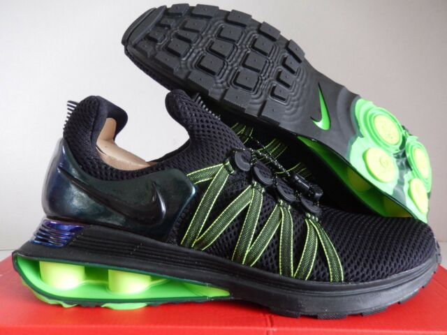 free shipping 9e639 47d2f nike shox gravity ebay. New product shox gravity sneaker mens triple black  all sizes.