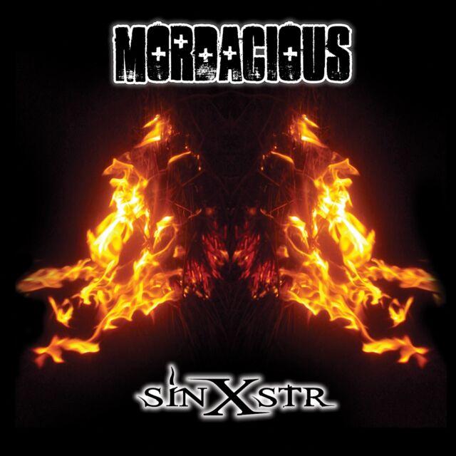MORDACIOUS Sinister CD 2015