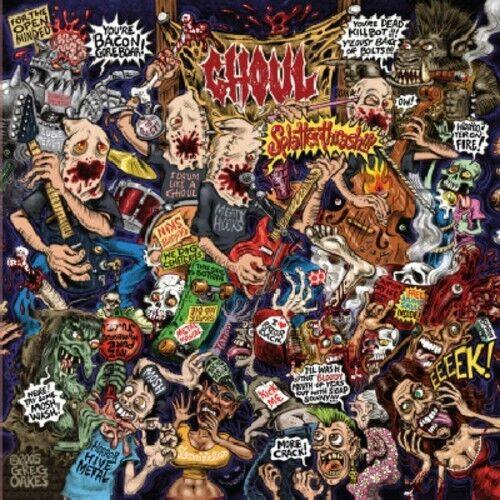 Ghoul - Splatterthrash [New CD]