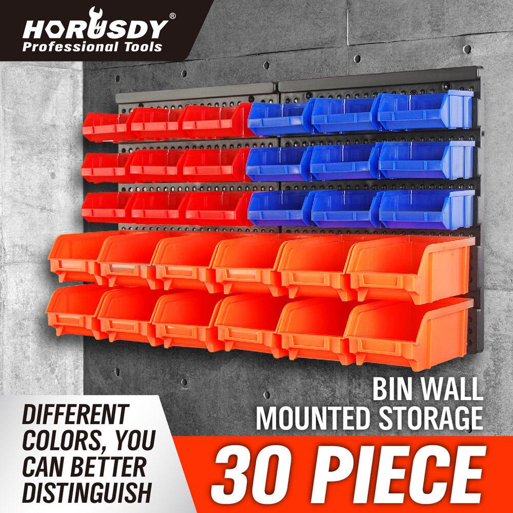 Garage Storage Bins Ebay