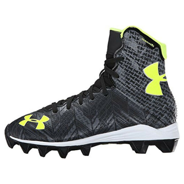 kids under armour lacrosse cleats