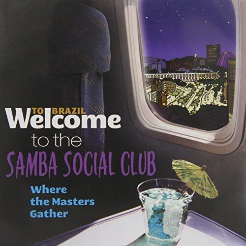 Various Artists - Welcome to the Samba Social Club / Various [New CD]