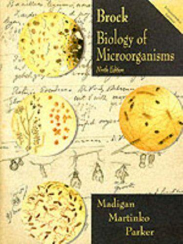 Brock's Book of Microorganisms (Prentice Hall international editions),Thomas D.
