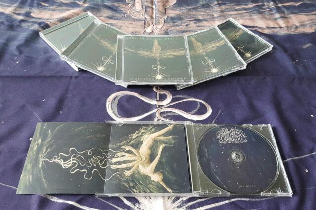 SHROUD OF THE HERETIC - Unorthodox Equilibrium CD