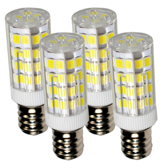 4 pack hqrp e12 led light bulb for ge general electric we4m305 4 pack hqrp e12 led light bulb for ge general electric we4m305 dryer replacement sciox Gallery